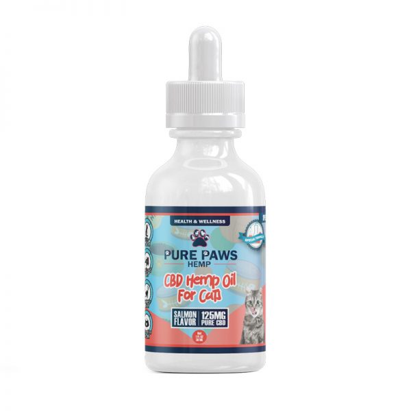 125mg salmon cbd oil for cats