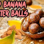 cbd banana butter balls dog treat recipes blog