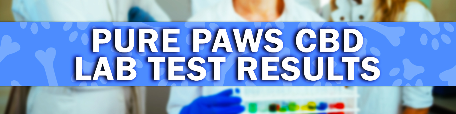 pure paws hemp cbd products lab test results
