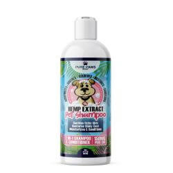 Pure Paws Hemp Pet CBD Shampoo